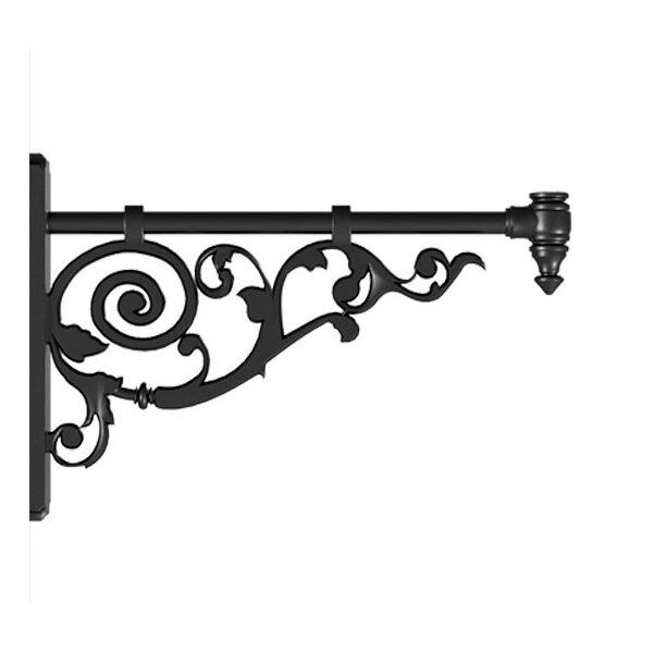 Wall brackets cast iron