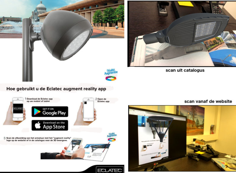 Augment Reality Eclatec
