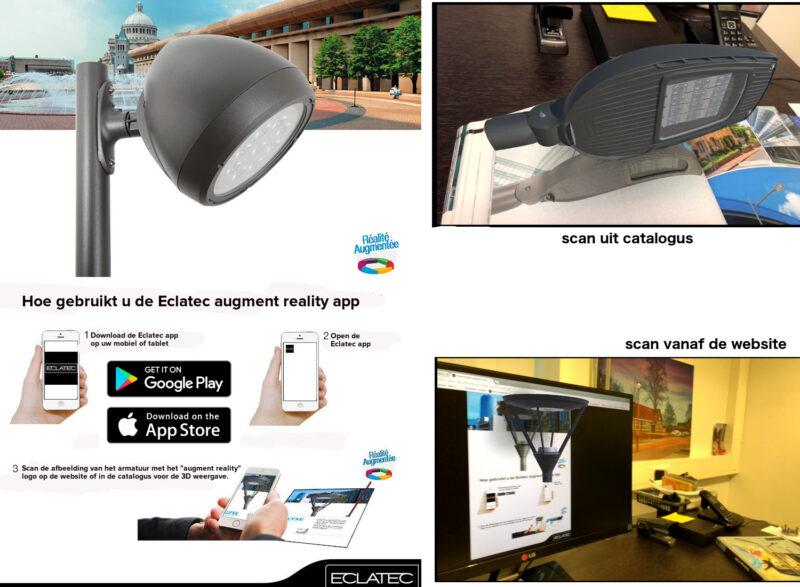 Augment Reality Eclatec