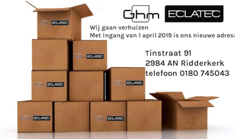 Verhuizen Ghm Eclatec 2019 Met Logo