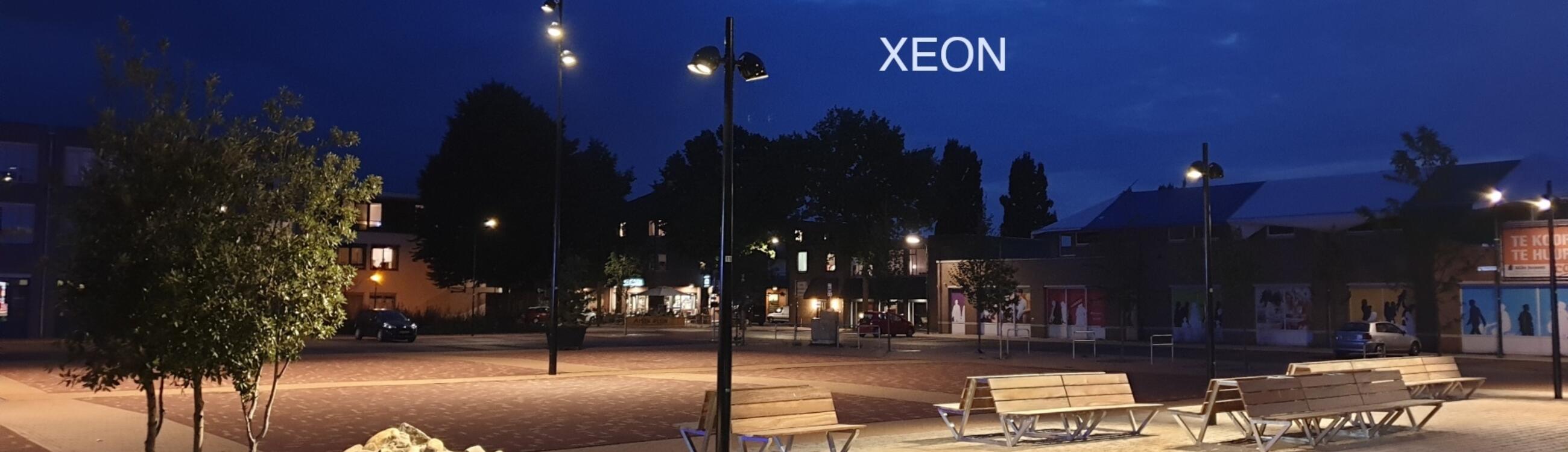 Xeon slider