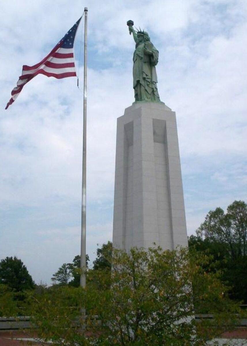 Liberty Enlightening World Vestavia Hills Alabama 1956