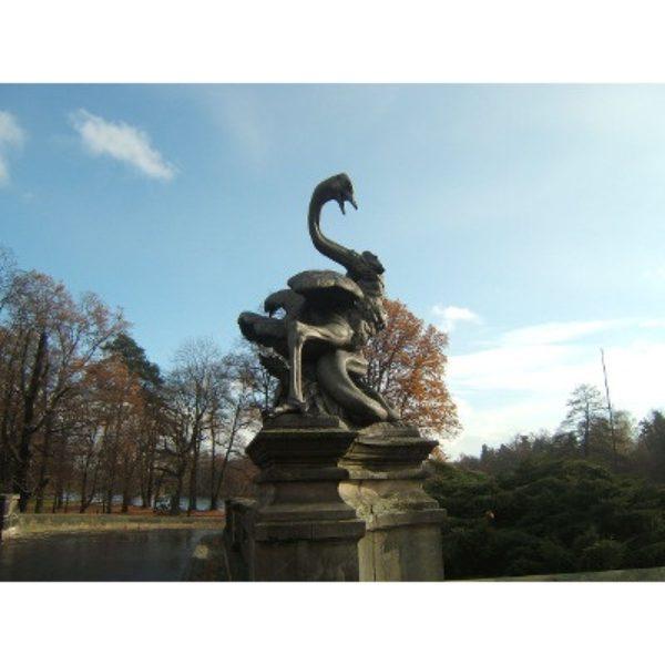 L'autruche et le Serpent
