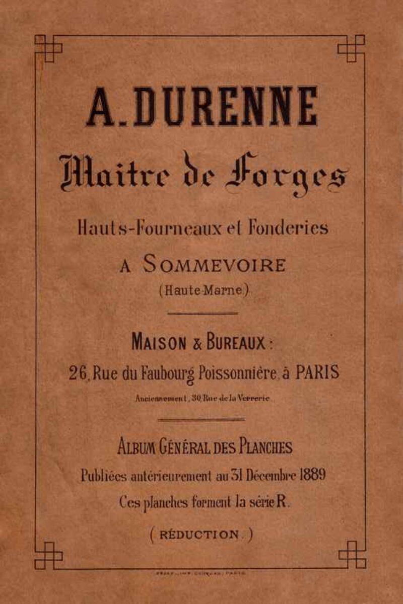 Algemene Catalogus  Ghm 1889