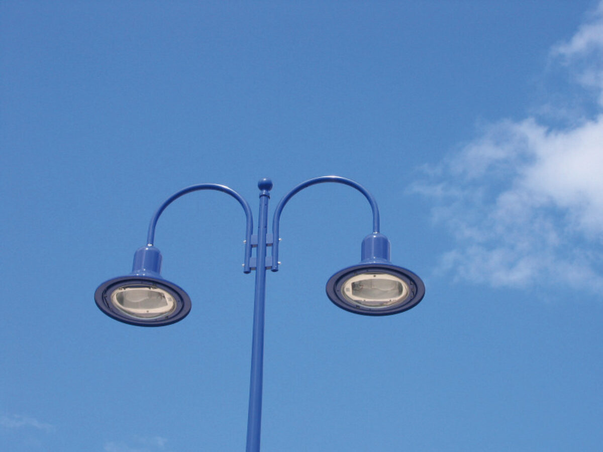 Atlantic Lichtmast  Ghm  Eclatec 2