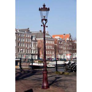Amsterdam pole