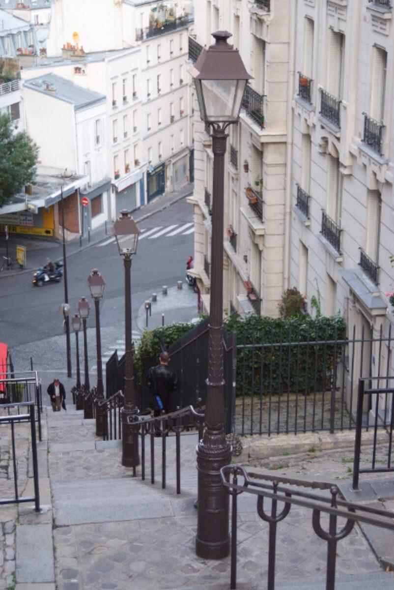 Im Candelabre Montmartre 2