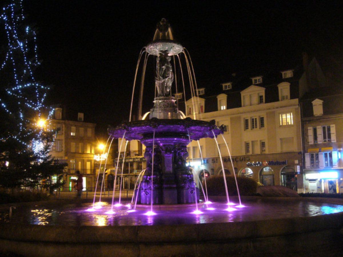 Gueret Fountain 6