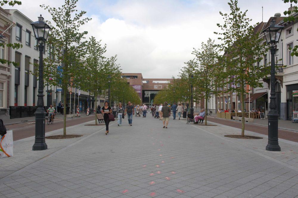 Breda Willemstraat En Station Ghm Eclatec