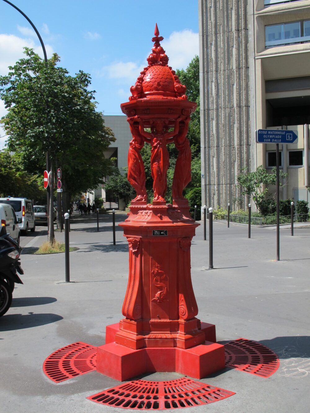 Wallace Fountain Ghm Eclatec