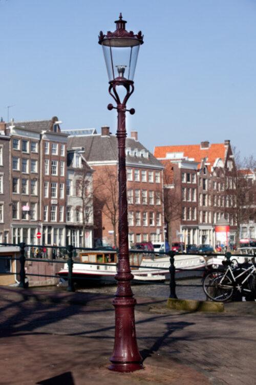 Amsterdam Grachtenmast 1